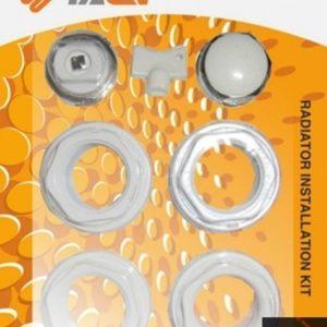 Комплект для радиатора 1*3/4 без кронштейнов RK-802 TAEN в блистере (40)