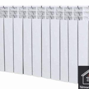 Радиатор KONNER LUX алюминиевый 500/100 10 секций гарантия 15лет